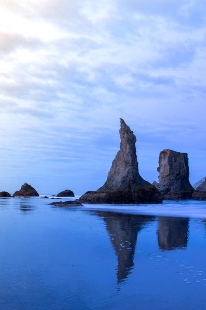 bandon beach wizards hat Southern Oregon