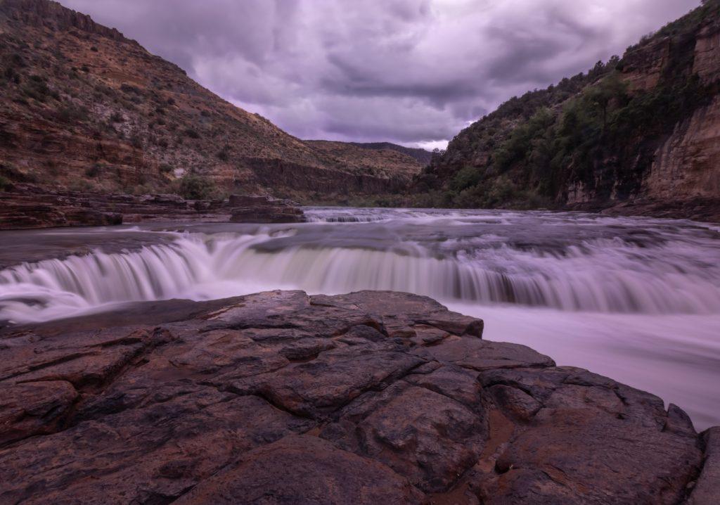 apache falls arizona american southwest