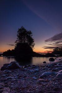 botany bay sunset vancouver island port renfrew british columbia vancouver island photography tour