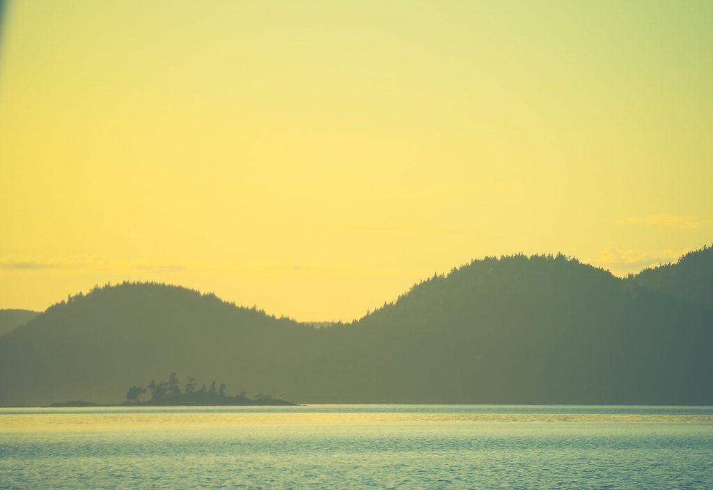 Mayne island gulf islands sailing destination vancouver island bc canada landscape photography