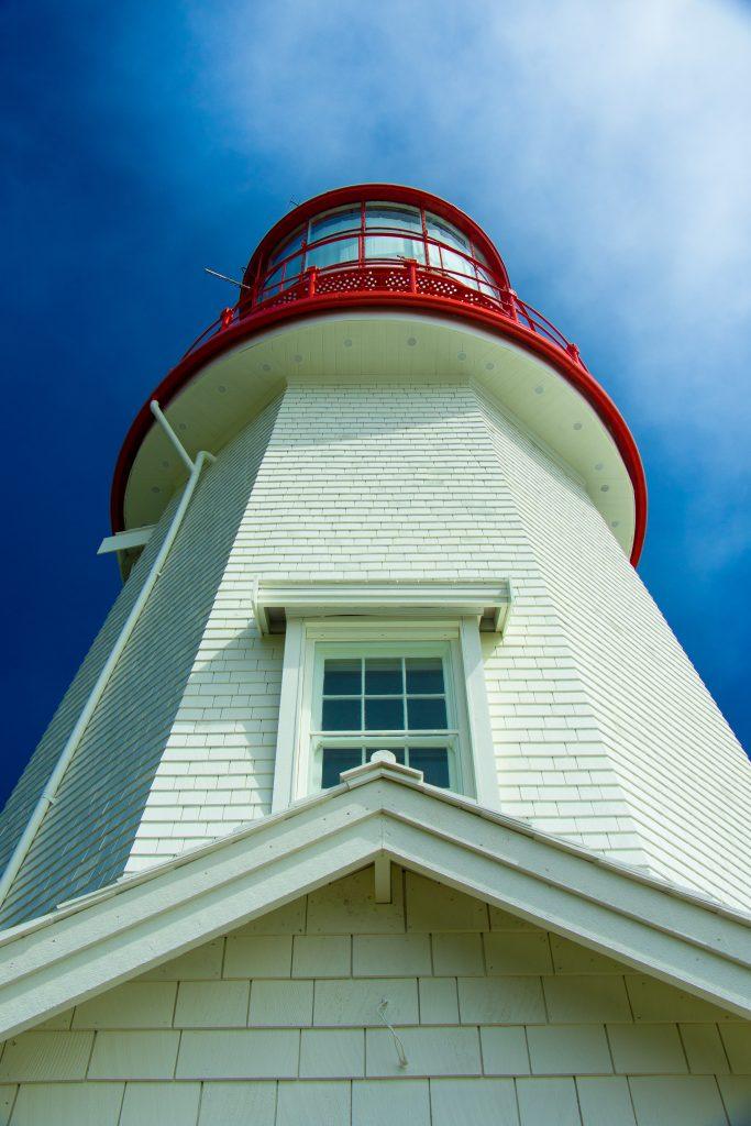 West Coast trail lighthouse landscape photography vancouver island