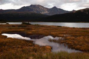 tonquin valley jasper national park canada