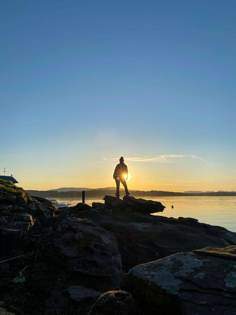 vancouver island landscape photography sunset beach long exposure vancouver island photography tour