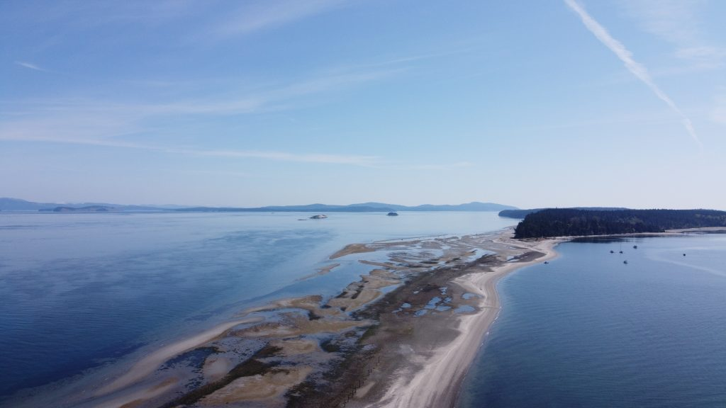 sidney bc sidney spit victoria canada gulf islands sailing destination