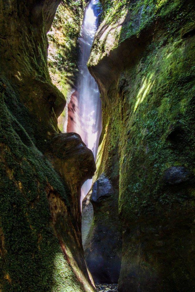 Waterfalls Vancouver island