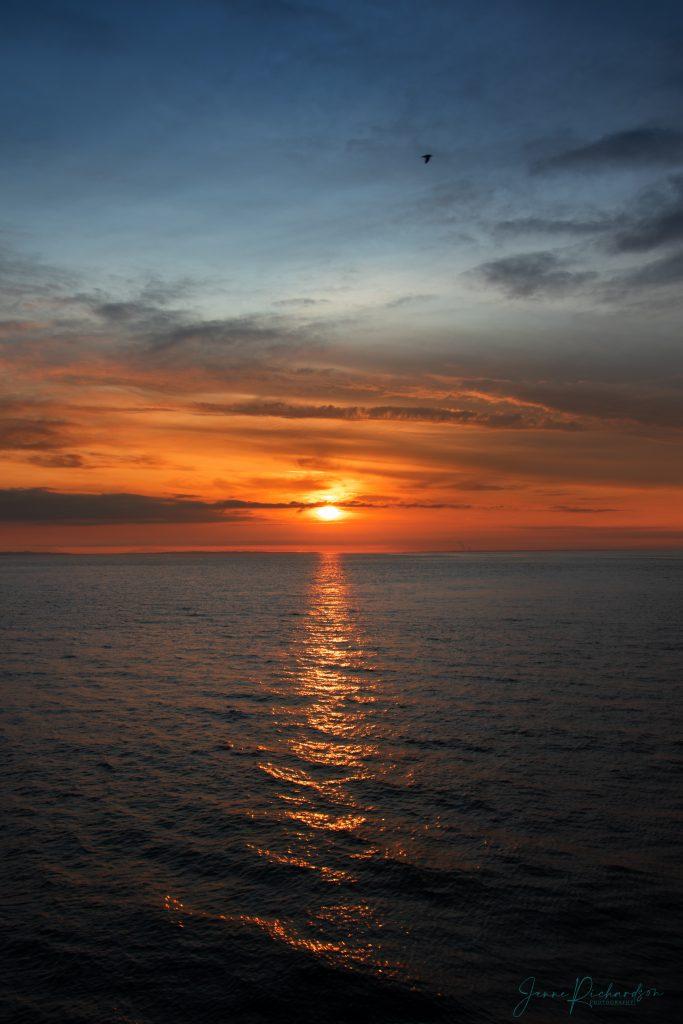 vancouver island sunrise photography
