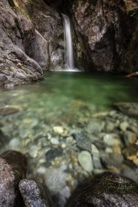 Waterfalls Vancouver island by big lonely doug