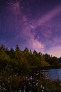 vancouver island astrophotography