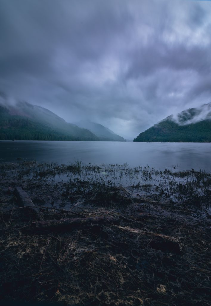 tahsis bc vancouver island Gold river muchalat lake