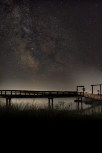 Sidney Spit Milky Way vancouver island astrophotography