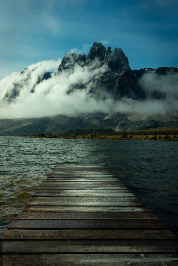 tonquin valley jasper national park alberta canada
