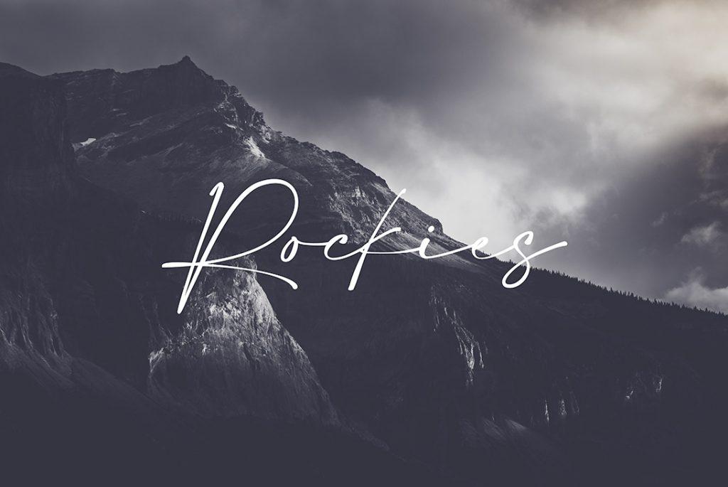 canadian rockies landscape photography