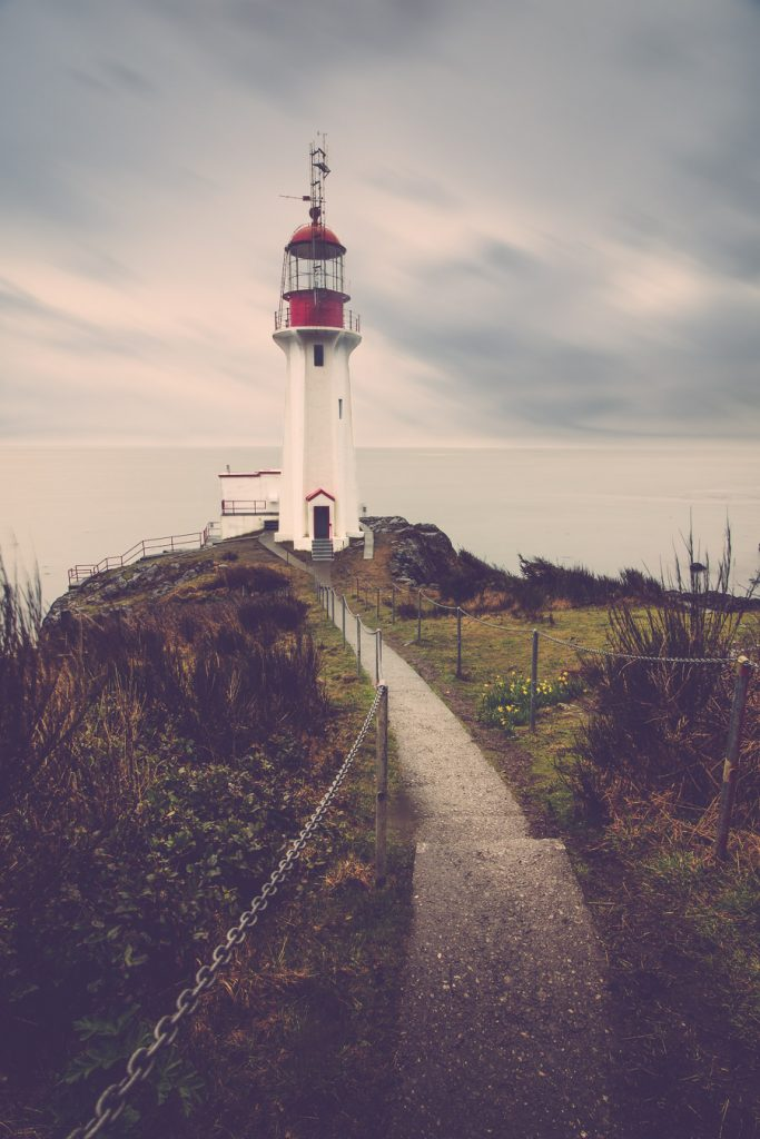 sheringham lighthouse vancouver island