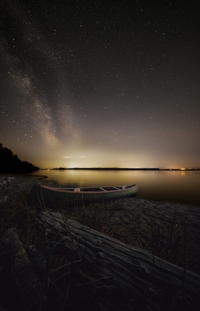 sidney spit astrophotography milky way