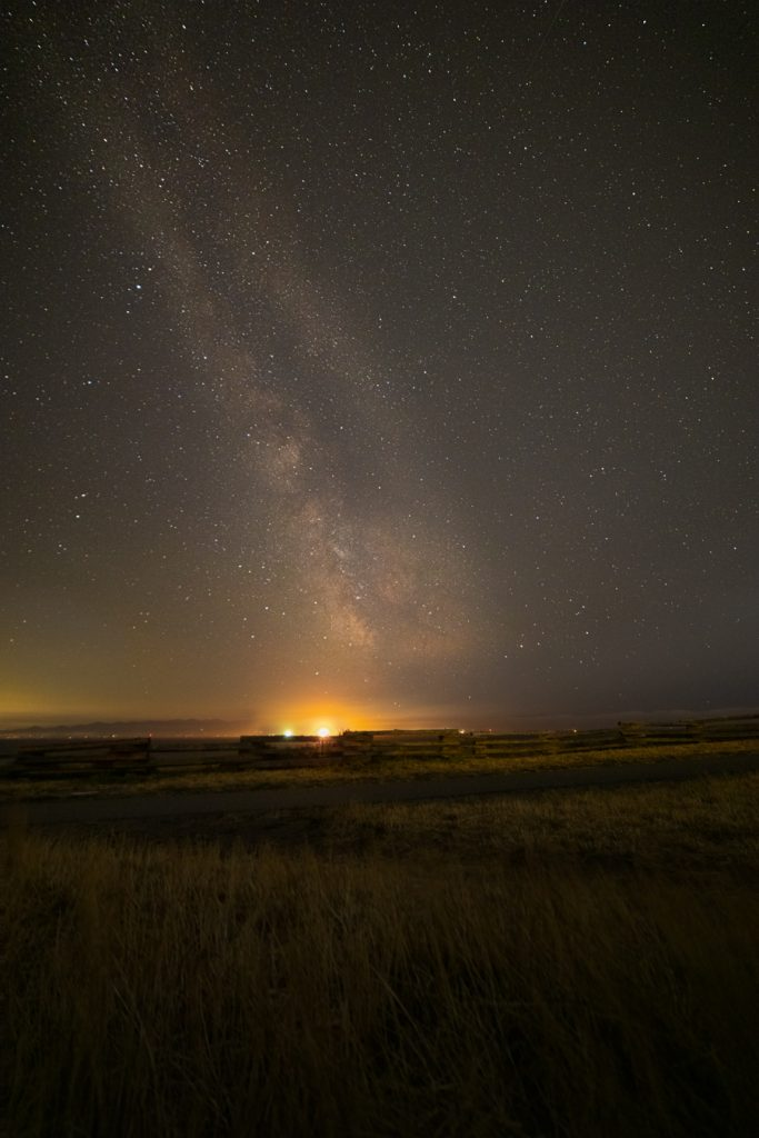 vancouver island astrophotography dallas road victoria