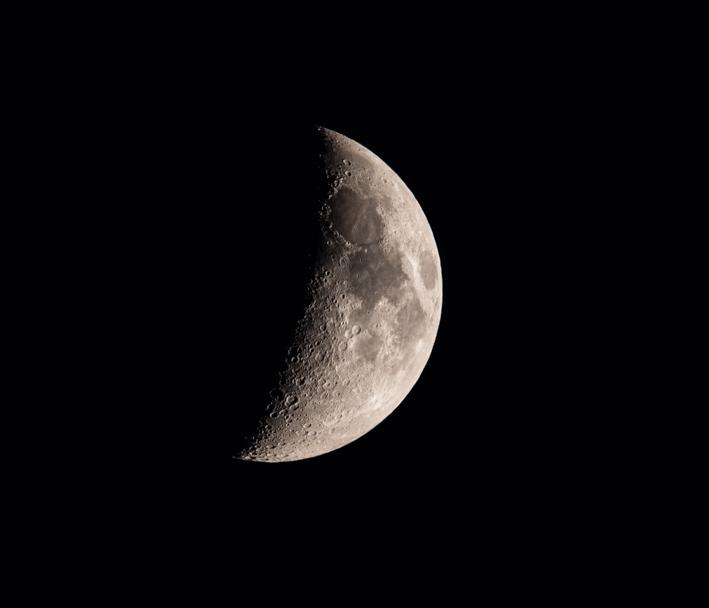 Moon Vancouver Island
